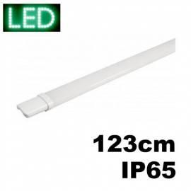 MC LED Feuchtraumleuchte 36W IP65 1230mm - Bild vergrößern