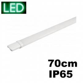 MC LED Feuchtraumleuchte 18W IP65 700mm - Bild vergrößern