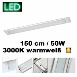 Anbauleuchte ASPEN flach LED 50W 150cm 3000K - Bild vergrößern