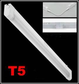 Mini Lichtleiste T5 8W EVG ~ 32cm - Bild vergrößern