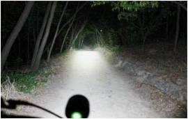 Power Strahler Scheinwerfer T6 LED Kopflampe - Bild vergrößern
