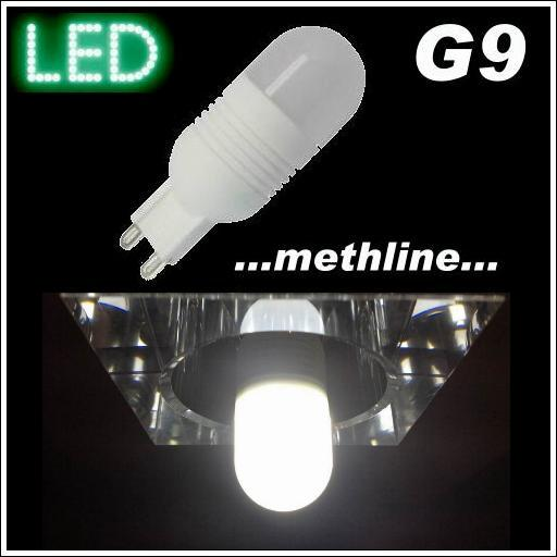 led smd g9 1 5w 230v 6000k mini ersatz f halogen halopin. Black Bedroom Furniture Sets. Home Design Ideas