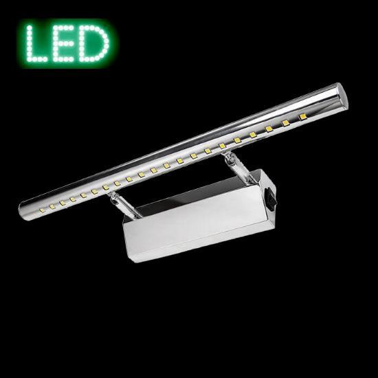 methline GmbH: Spiegelleuchte Bad 5530 LED 5W...