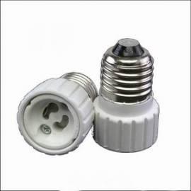 10 St. Adapter E27 - GU10 Lampenfassung Keramik - Bild vergrößern