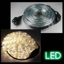 LED-Lichtschlauch 10 m warmweiß IP44 - Bild vergrößern