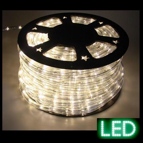 LED-Lichtschlauch 44 m warmweiß IP44