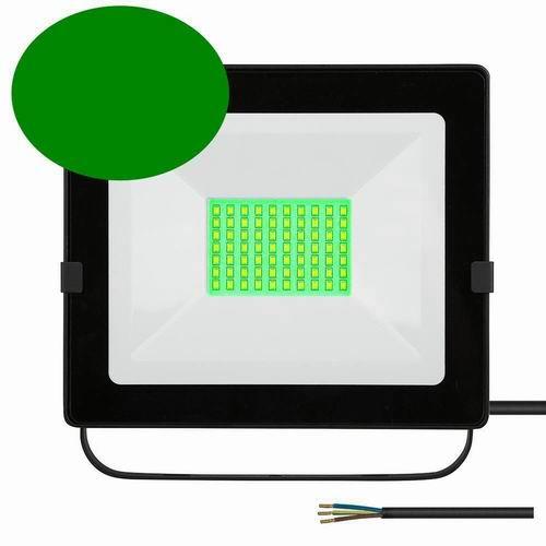 LED Flutlichtstrahler 100W Ax100 grün Profiline High-Power