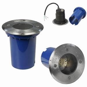 Bodeneinbauleuchte ET profi-rund LED GU10 230V